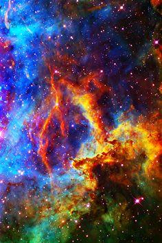 FRACTAL - Rosette Nebula