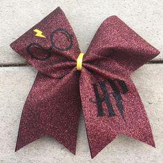 My Favorite Harry Potter Cheerleading Cheer Bow