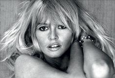 Brigitte Bardot par Bert Stern