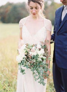Elegant Outdoor New York Wedding - Wedding Stuff