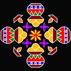 16 Best Pongal Kolam Designs That You Should Try