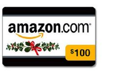 Bringing In The New Year $100 Amazon Gift Card {Ends 1/15/13}