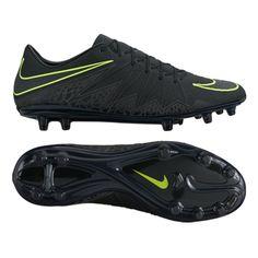 promo code 4581c 42469 Nike Hypervenom Phinish FG Soccer Cleats (Black Black Metallic Hematite)    749901-001   Nike Soccer Cleats   SOCCERCORNER.COM