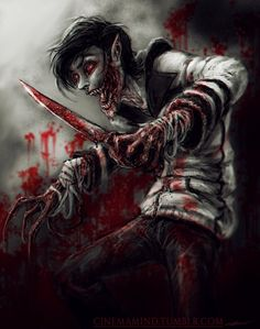 Laughing Jeff by cinemamind on DeviantArt    A fusion of Jeff the killer and Laughing Jack