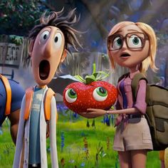Cloudy with a Chance of Meatballs 2 International Trailer -- The animal/food hybrids The Foodimals run rampant in this latest look at the Sony Pictures Animation adventure, in theaters September 27th. -- http://wtch.it/Yy3C1