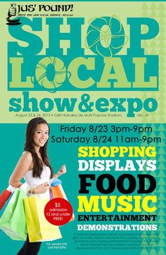 Hilo, HI A 2 day shopping showcase of local products including food, gifts, art, crafts, fashion and more. Plus cooking demonstration, giveaways, and ongoing entertainment including the Hawaii Island Festi… Click flyer for more >>
