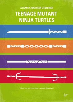 print on steel Movies & TV minimal minimalism minimalist movie poster chungkong film artwork design teenage mutant ninja turtle