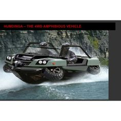 Amphibious vehicle - LGMSports.com