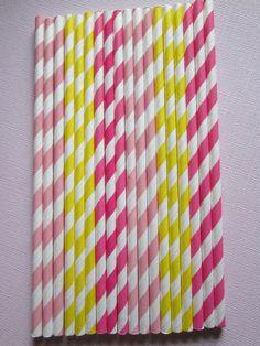 Retro Straws