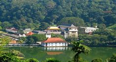 This beautiful city located in the Central Province of Sri Lanka, is very famous for its lake view and Peradeniya Botanical garden.