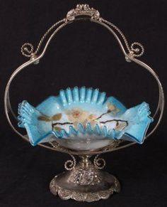 Victorian Bride's Basket