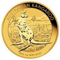 Buy 1 oz Kangaroo Gold Coins from Money Metals Exchange. From the Perth Mint, These Beautifully Made Australian Gold Coins can be Bought at the Lowest Premium Online!