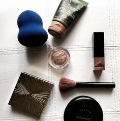 Favourite make-up products.