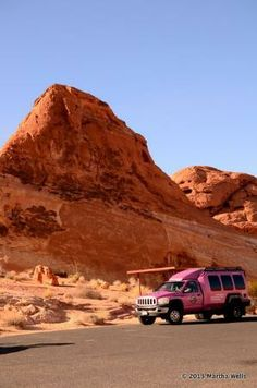 Pink Jeep Tours.