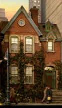 """""""Stuart Little"""" house - i loved this house as a kid watching the movie :) House Star, Stuart Little, Practical Magic, Haunted Mansion, Beautiful Buildings, Where The Heart Is, Cottages, Houses, Kid"""