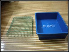 DIY Littertray Idea For Bunny