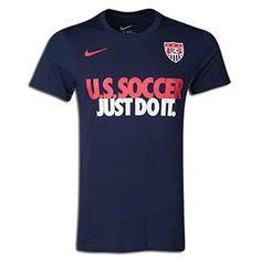 "Nike Men's U.S. Soccer ""Just Do It"" T-Shirt (Medium) Nike,http://www.amazon.com/dp/B00G7NQR56/ref=cm_sw_r_pi_dp_N4QMsb1TYCKFR63X"