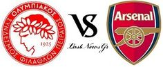 Olympiacos - Arsenal (21:45) 4/12/2012 Arsenal, Lush, Photo And Video, Sports, Milan, Hs Sports, Sport