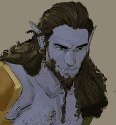 Firbolg named... well, Firbolg.
