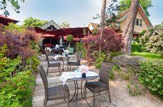 Chalet des Iles restaurant - Ceinture du Lac inférieur du Bois de Boulogne 75016 Paris