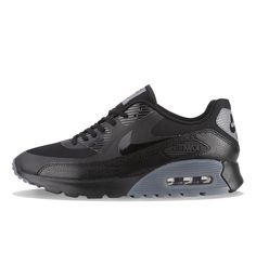 huge selection of 61e29 48dae Nike WMNS Air Max 90 Ultra Essential Black   Cool Grey - Nike The Nike Air