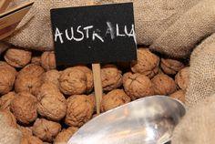 Dall'Australia con amore: le noci!