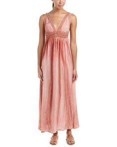 You need to see this En Creme Lace-Trim Maxi Dress on Rue La La.  Get in and shop (quickly!): https://www.ruelala.com/boutique/product/100337/33572875?inv=msafman&aid=6191