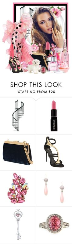 """Happy Birthday October 2015! To: ALL"" by brenda-joyce ❤ liked on Polyvore featuring Smashbox, Balmain, Moschino, Giuseppe Zanotti, Susan Caplan Vintage, Jane Taylor, The Bradford Exchange and Fantasia"