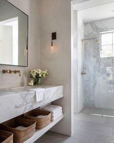 Interior Design Trends, Interior Design Minimalist, Bathroom Interior Design, Interior Ideas, Interior Livingroom, Interior Modern, Interior Tropical, Interior Design Masters, Marble Interior