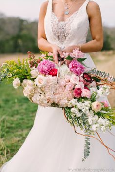 Monet Themed Spring Wedding  |  The Frosted Petticoat