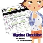Do your students have the algebra background they need to succeed in your class? Algebra Boot Camp anyone?