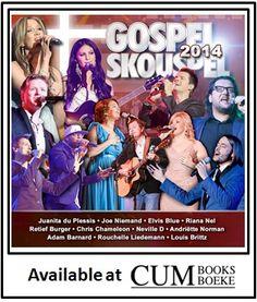 Gospel Skouspel 2014 beloof 'n toppunt te wees in 'n reeks van suksesvolle Gospel Skouspel vertonings oor die jare. (CD)