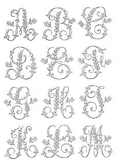 Hand Embroidery Patterns Free, Border Embroidery Designs, Embroidery Alphabet, Embroidery Sampler, Embroidery Monogram, Hand Embroidery Designs, Ribbon Embroidery, Embroidery Stitches, Quilting Designs