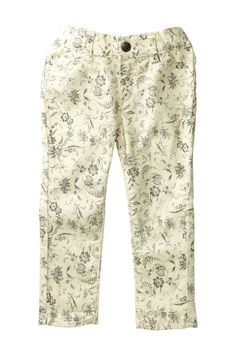 Printed Country Floral Jegging (Baby Girls)
