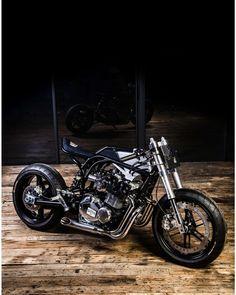"Suzuki ""GS-XY"" 1100 Cafe Racer by EdTurner Motorcycles #motorcycles #caferacer #motos | caferacerpasion.com"