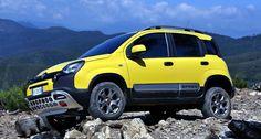 El nuevo Fiat Panda Cross, en septiembre   QuintaMarcha.com