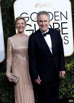 Celebrity couples share the spotlight on the Golden Globes red carpet - UPI.com