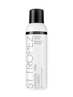 St. Tropez Gradual Tan Everyday Mousse | Allure.com