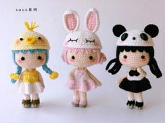 Crochet dolls 432275264231206569 - Graciela Morell Source by Crochet Dolls Free Patterns, Crochet Doll Pattern, Amigurumi Patterns, Doll Patterns, Kawaii Crochet, Cute Crochet, Crochet Toys, Crochet Beanie, Crochet Doll Tutorial
