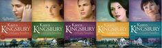 karen kingsbury is AMAZING! any book of hers is worth the read, but you have to read this series...
