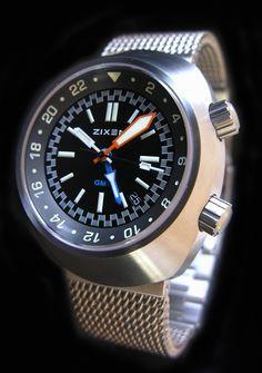 Zixen DSR500 GMT
