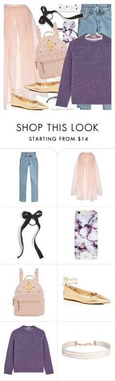 """""""BA138: Relax"""" by bugatti-veyron ❤ liked on Polyvore featuring Vetements, Cara, MCM, MICHAEL Michael Kors, Miu Miu and Humble Chic"""