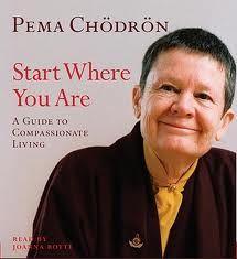Pema Chodron book club.
