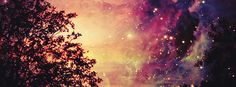 Massive Lights At Forest Facebook Cover Photo | JUSTBESTCOVERS