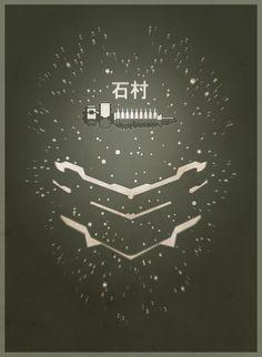 Dead Space USG Art Print http://jobforgamers.blogspot.com