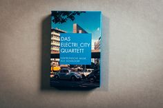 ELECTRI_CITY. Das Quartett on Behance