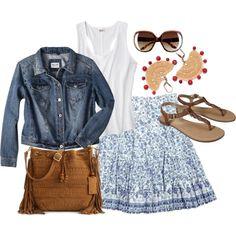 #plussize #plus #size Hippie Skirt - Plus Size