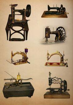 Histórico da evolução da máquina de costura - ABRAMACO: Associação Brasileira de Máquinas e Equipamentos para Confecção