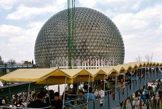 Luis Miguel Goitizolo said: 14 amazing structures originally built for world's fairsSome of the world's most enduring landmarks (perhaps you've heard of the Eiffel Tower?) were originally construct. Expo 67 Montreal, Montreal Canada, Saint Helens, Seattle News, Tourist Trap, Interesting Buildings, Geodesic Dome, Paris City, Roadside Attractions
