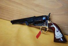 Cimarron Man With No Name 38 Special 1851 Conversion « Snake River Arms Co.